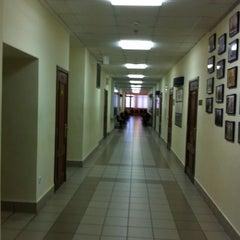 Photo taken at Факультет политологии МГУ by Anna A. on 3/13/2012