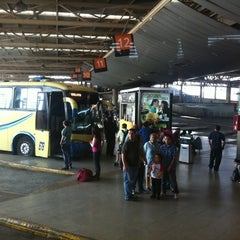 Photo taken at Terminal de Buses San Borja by Cassandra R. on 9/2/2012