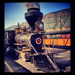 Photo taken at Durango & Silverton Narrow Gauge Railroad Co. by William D. on 8/19/2012
