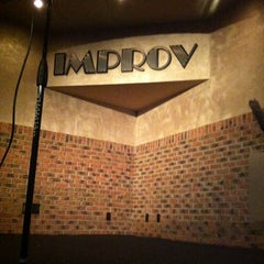Photo taken at Palm Beach Improv by Corey M. on 3/16/2012