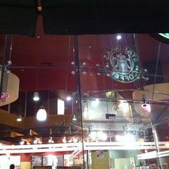 Photo taken at Starbucks by Abdulaziz A. on 2/27/2012