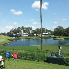 Photo taken at TPC Sawgrass by Eric S. on 5/9/2012