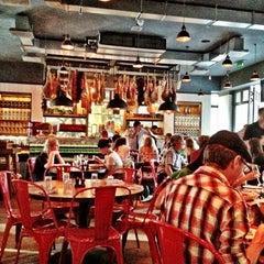 Photo taken at Jamie's Italian by Karen C. on 7/5/2012