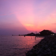 Photo taken at Tanjung Sepat by NicKiie on 6/23/2012