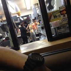 Photo taken at Wienerschnitzel - San Jose by Gary on 4/21/2012