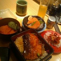 Photo taken at Sushi Tei by algas s. on 9/2/2012