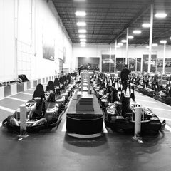 Photo taken at K1 Speed by Tuhin K. on 3/8/2012