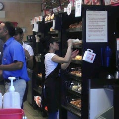 Photo taken at Dunkin' Donuts by Dan O. on 4/7/2012