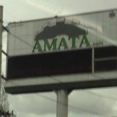 Photo taken at Amata Nakorn Industrial Estate (นิคมอุตสาหกรรมอมตะนคร) by Buay Chairoj T. on 8/31/2012