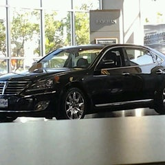 Photo taken at South Point Hyundai by Daisy D. on 9/4/2012