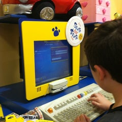 Photo taken at Build-A-Bear Workshop by Kimberly S. on 8/5/2012