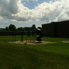 Photo taken at Salem Central School by Katie K. on 7/21/2012