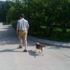 Photo taken at Grant Park by Kirstjen L. on 5/28/2012
