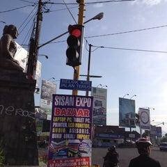 Photo taken at Perempatan Monjali by Eshape B. on 6/3/2012