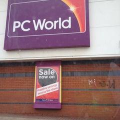 Photo taken at PC World by Ann B. on 2/8/2012