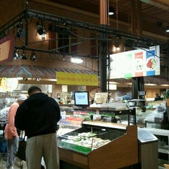 Photo taken at Wegmans by Beverly N. on 4/28/2012