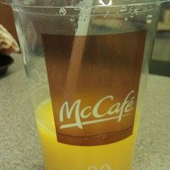 Photo taken at McDonald's by Sean B. on 3/31/2012