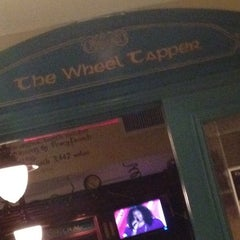 Photo taken at The Wheeltapper Pub by Brito D. on 8/15/2012