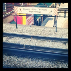 Photo taken at CTA - Bryn Mawr by Adam D. on 7/3/2012