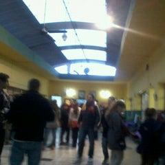 Photo taken at Colegio Ramos Mejia by Stefanía S. on 6/16/2012