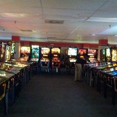 Photo taken at Pinballz Arcade by Cory H. on 8/24/2012