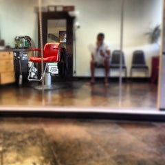 Photo taken at Salon972 by Christopher S. on 8/11/2012