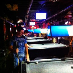 Photo taken at Average Joe's by Alex H. on 7/19/2012