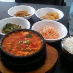 Photo taken at Kang Nam Station 2 by Bevan C. on 2/16/2012