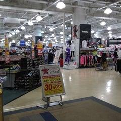 Photo taken at スポーツオーソリティ 熱田店 by Masakazu U. on 3/25/2012