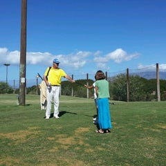 Photo taken at Ellair Maui Golf Club by Kelli B. on 3/17/2012