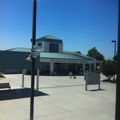 Photo taken at Modesto Amtrak (MOD) by Karen L. on 6/21/2012