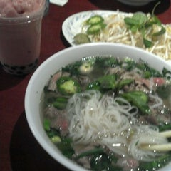 Photo taken at Superior Pho by Lisa M. on 3/7/2012