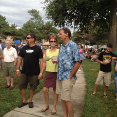 Photo taken at Leavenworth Park by Valerie K. on 8/5/2012