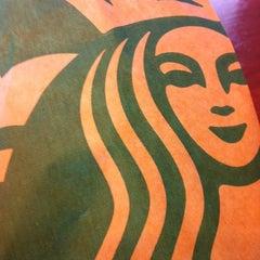 Photo taken at Starbucks by Johmyrin J. on 5/8/2012