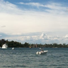 Photo taken at Thousand Island Yacht Club by Lucid D. on 8/19/2012