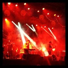 Photo taken at JazzAspen Labor Day Music Festival 2011 by Dan S. on 9/2/2012
