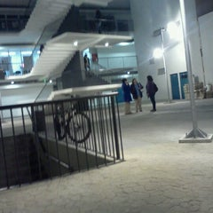 Photo taken at Universidad Santo Tomas by Fabiola A. on 8/31/2012