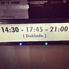 Photo taken at Grupo Cine by Rodrigo F. on 7/27/2012
