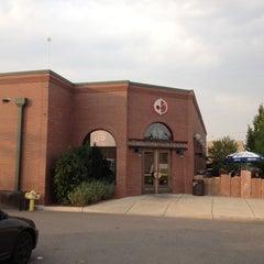 Photo taken at Walnut Room by DenverVictoria on 8/16/2012