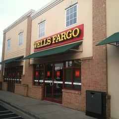 Photo taken at Wells Fargo by Hosman M. on 6/23/2012