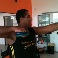 Photo taken at Golden Fitness by César A. on 7/24/2012