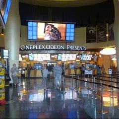 Photo taken at Cineplex Odeon Queensway Cinemas by Rommel M. on 8/24/2012