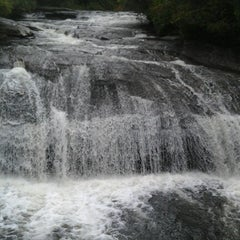Photo taken at Turtle Back Falls by Michael M. on 6/11/2012