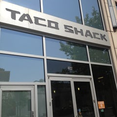 Photo taken at Taco Shack by Crystal M. on 7/7/2012