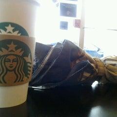 Photo taken at Starbucks by Khashi F. on 5/2/2012