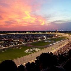 Photo taken at Atlanta Motor Speedway by Trent M. on 9/3/2012