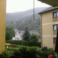 Photo taken at Eisenerz by Anxhela S. on 7/14/2012