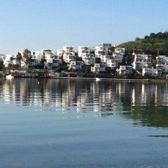 Photo taken at New Season Beach by Aydin Z. on 2/11/2012