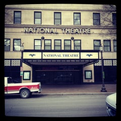 Photo taken at The National Theatre by Jo on 2/12/2012
