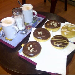 Photo taken at Dunkin Donuts by Batuhan A. on 7/8/2012
